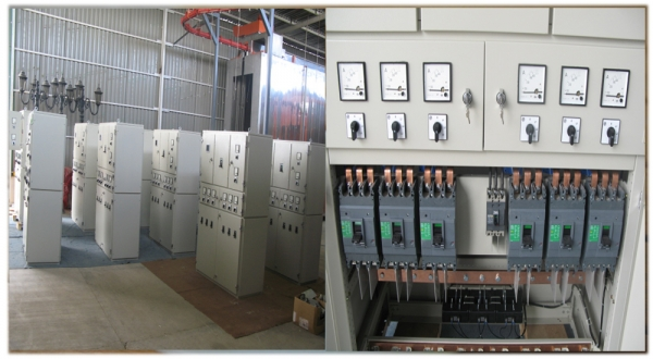 Electrical Distribution Panels 1600 A