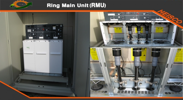 Ring Main Unit(RMU)